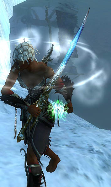 Realms Beyond Guild Wars Armaments Bow Axe Hammer Sword